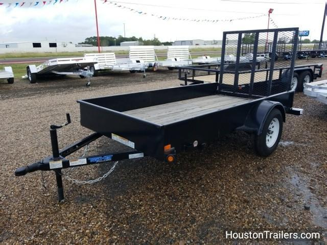 2017 Top Hat Trailers 10' x 5' Landscape DSS Utility Trailer TH-105