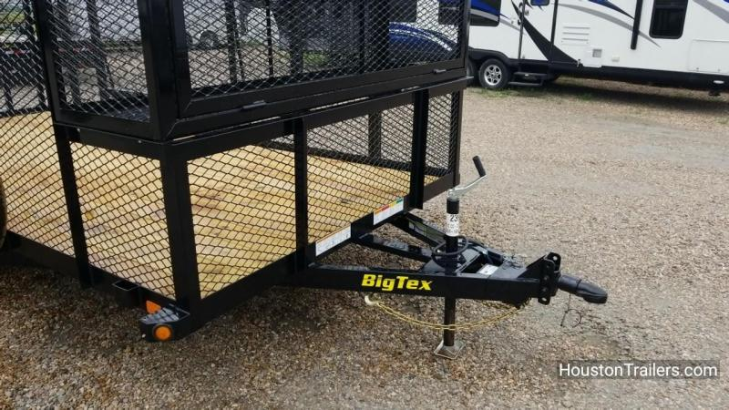 2018 Big Tex Trailers 16' 70LR Landscape Utility Trailer BX-141