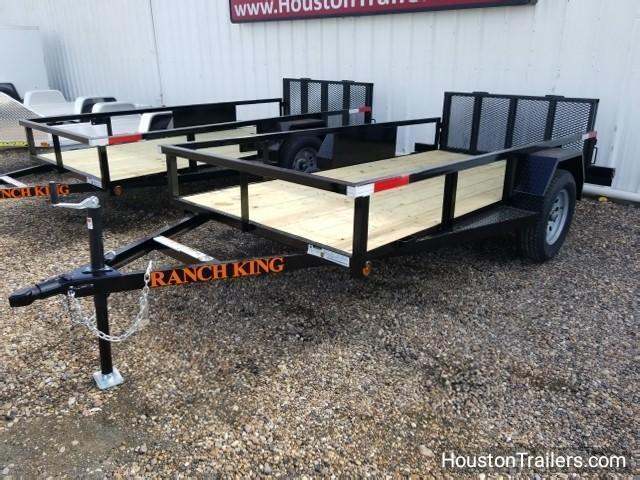 2018 Ranch King 5X11 Utility Trailer RK-42