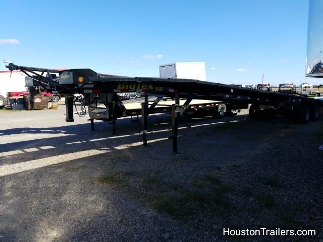 "2018 Big Tex Trailers 3 Cars 20AC 51' x 8'6"" Car / Racing Trailer BX-128"