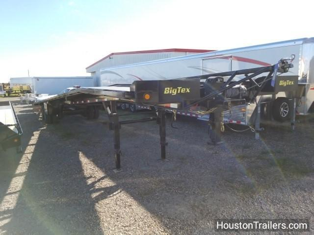 "2018 Big Tex Trailers 3 Cars 20AC 51' x 8'6"" Car / Racing Trailer BX-128"