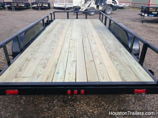 2008 Performance Trailers 16' HH Utility Trailer #8042