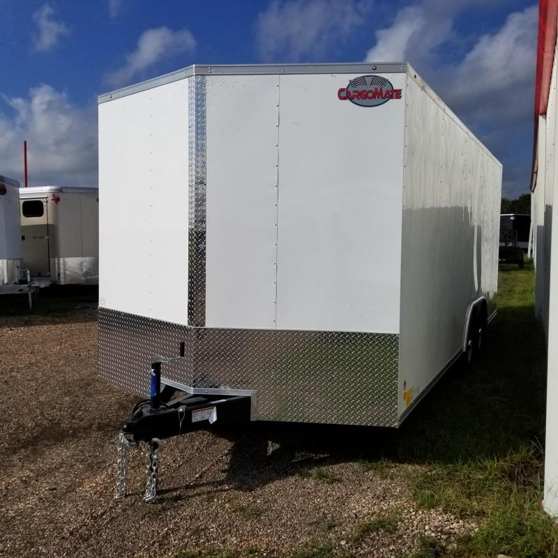 "2018 Cargo Mate Trailers 20' x 8'5"" Enclosed Cargo Trailer FR-28"