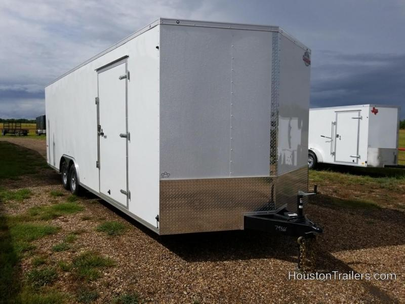 2019 Cargo Mate 24' x 8.5' Enclosed Cargo Trailer FR-54