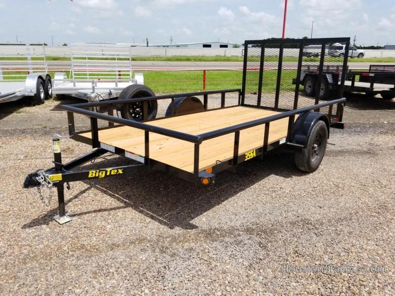 """2019 Big Tex Trailers 35SA Utility 12' x 77"""" Trailer BX-153"""