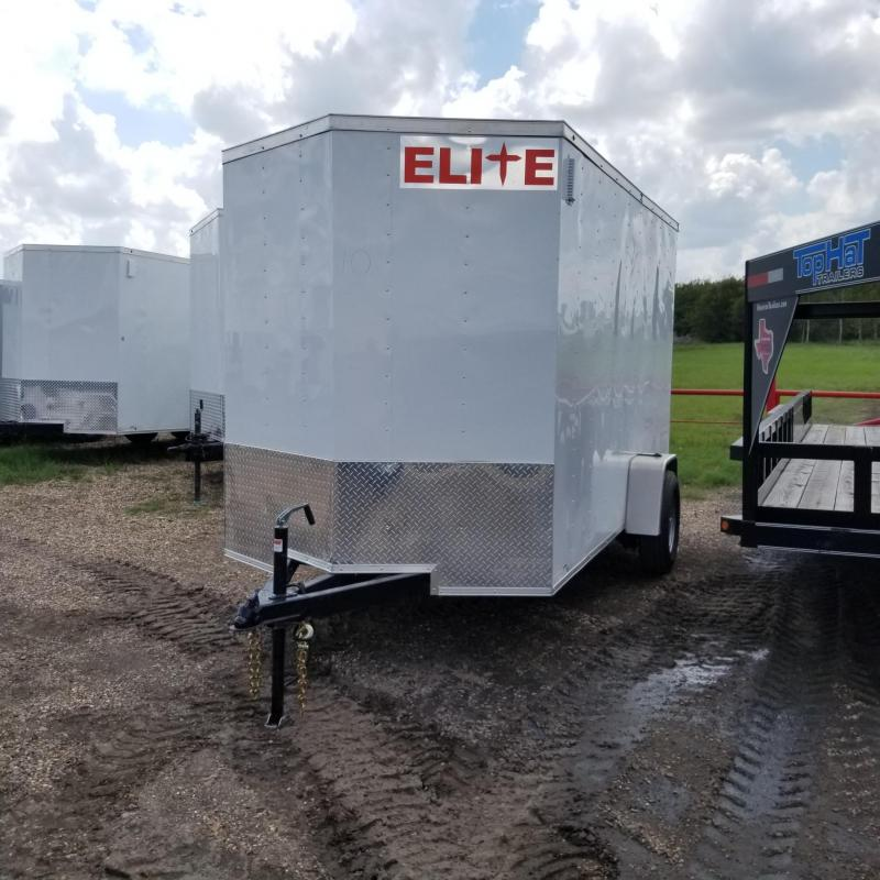 2018 Salvation Trailers 12' x 6' Enclosed Cargo Trailer CT-15