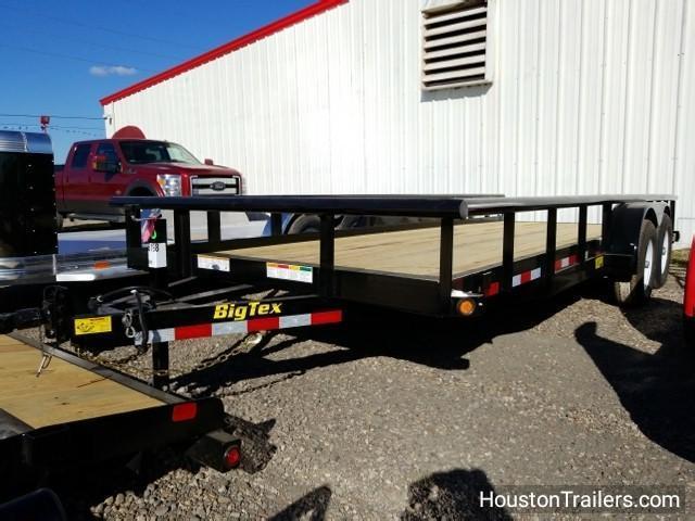 2018 Big Tex Trailers 20' x 7' 10PI Utility Trailer BX-123