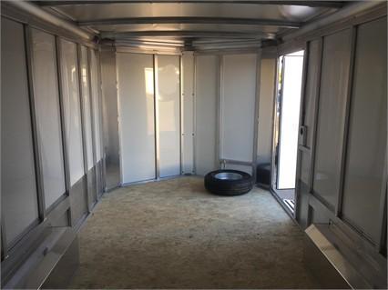 2017 Sundowner 20' x 8' BP Enclosed Cargo SD-15