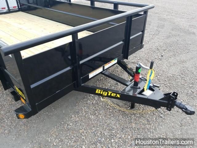 2018 Big Tex Trailers 70TV 16' x 7' Utility Trailer Landscape BX-120
