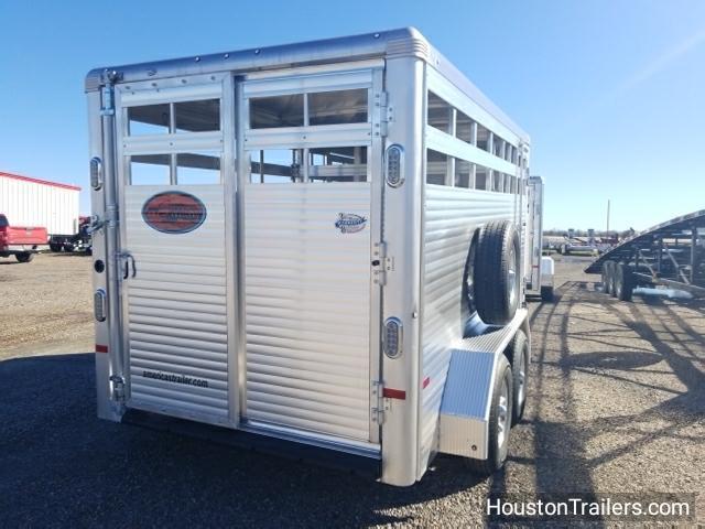 2018 Sundowner Trailers 16' Stockman Livestock / Cattle Trailer SD-71