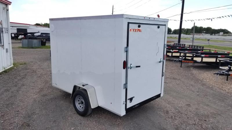 2018 Salvation Trailers 6' x 10' Enclosed Cargo Trailer CT-10