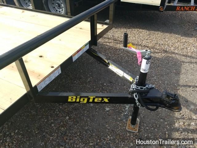 """2018 Big Tex Trailers 35SA 14' x 77"""" Utility Trailer BX-116"""