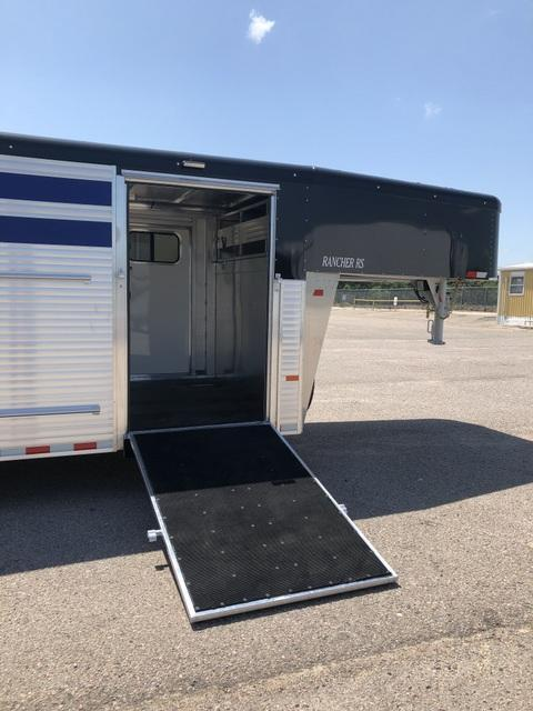 2019 Sundowner Trailers Rancher RS Club Calf Livestock Trailer