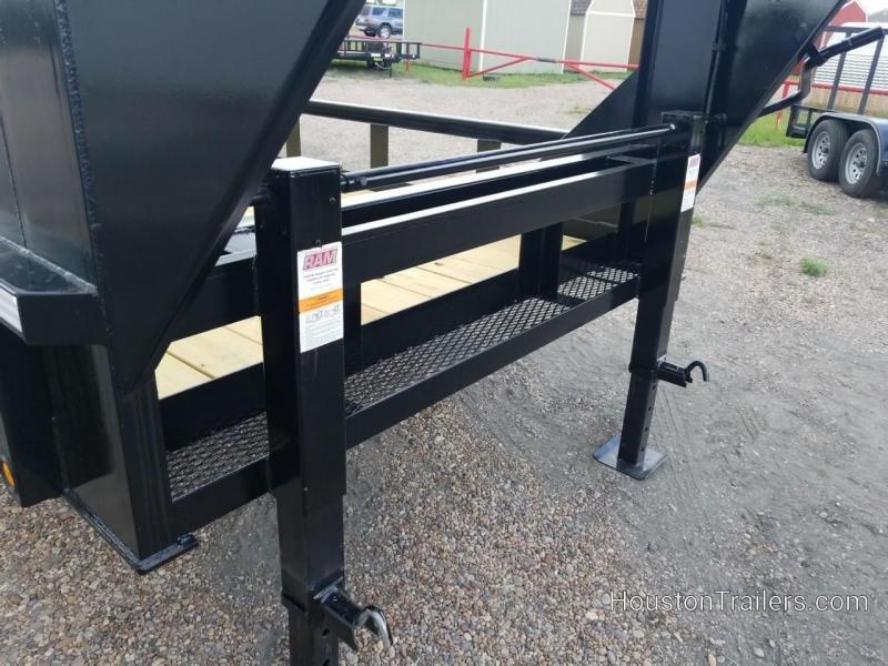 2018 Ranch King 24' Lowboy Equipment Utility Trailer RK-60