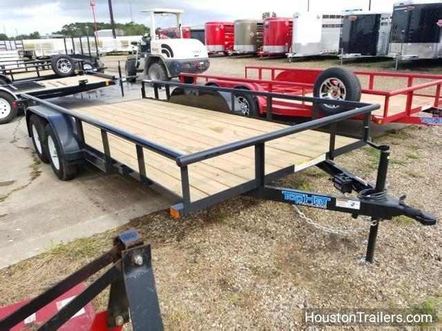 2018 Top Hat Trailers 16' x 7'  MP Utility Trailer TH-101