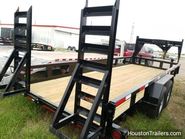 "2017 Ranch King Trailers 20' x 6'9"" Utility Lowboy Trailer RK-29"