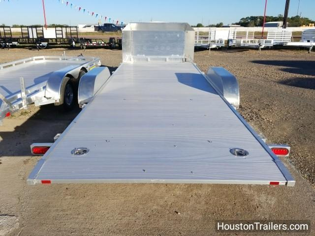 2018 Aluma 18' 8218 TILT Car / Racing Trailer AL-36