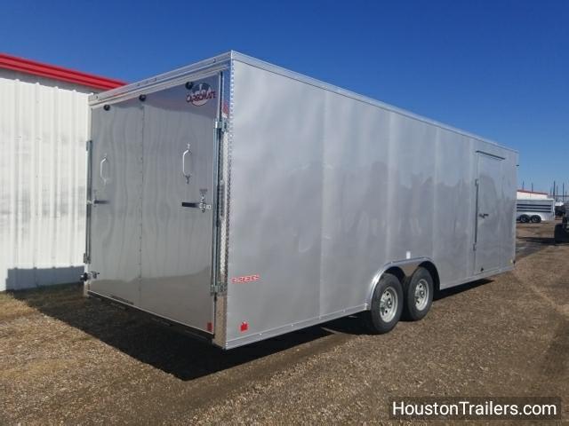 2018 Cargo Mate 24' x 8'5 Enclosed Cargo Trailer FR-46