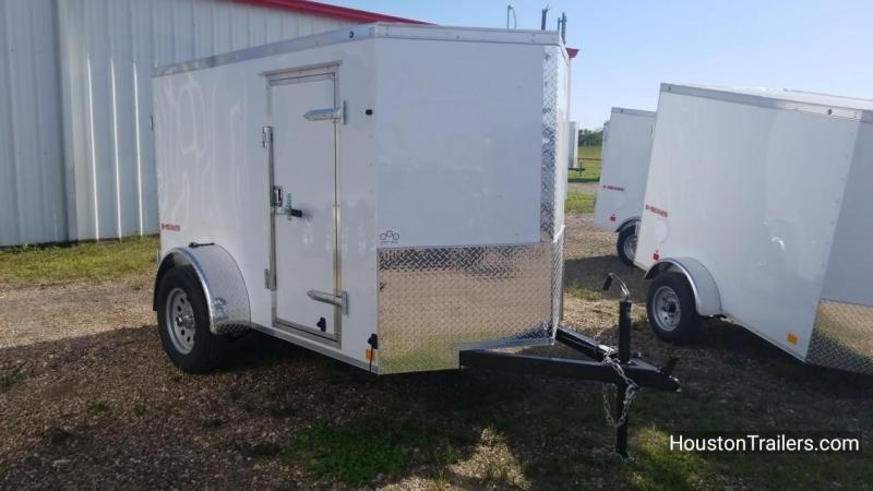 2018 Cargo Mate 5' x 8' Enclosed Cargo Trailer FR-51