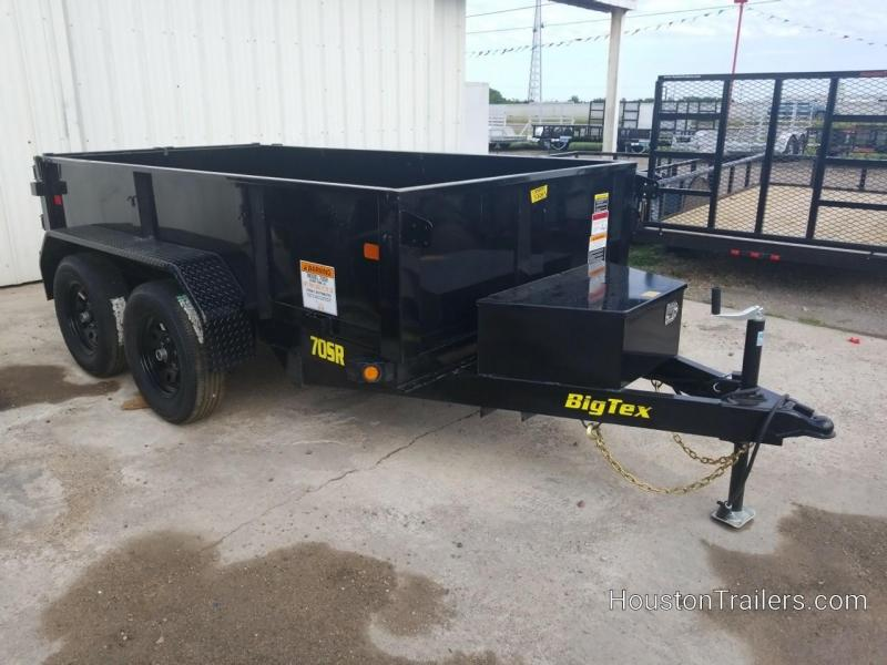 2019 Big Tex Trailers 10' x 5' 70SR Dump Trailer BX-149