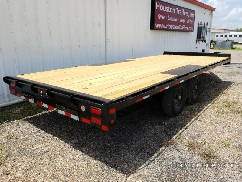 2019 Big Tex Trailers 14OA Equipment 20' Trailer BX-152