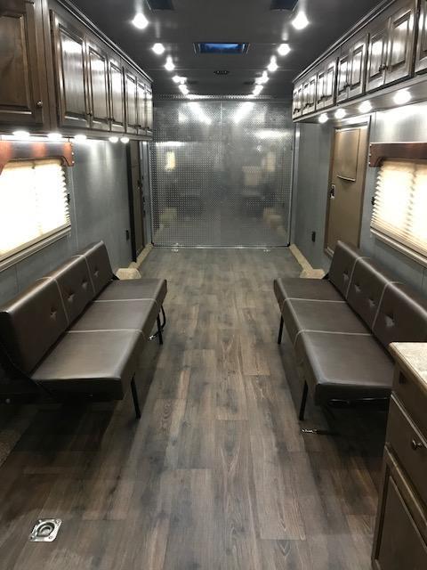 2019 Sundowner Trailers Special Order 4186OM Custom Toy Hauler Enclosed Cargo Trailer