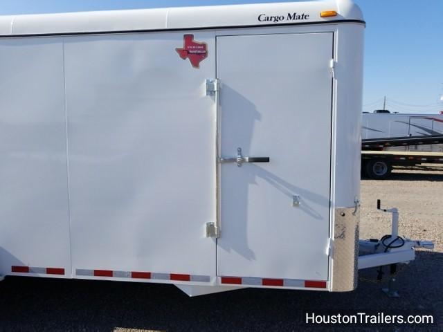 """2018 CM 20' x 6'8"""" x 6'6"""" BP Enclosed Cargo Trailer CM-31"""