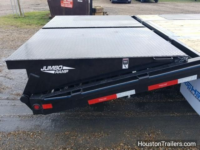 2018 Top Hat Trailers 20' + 5' Flatbed Trailer 25.9k TH-104