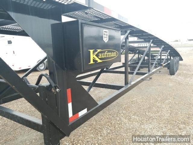 2016 Kaufman Trailers 3 Car / Racing Trailer 53' 18k CO-1025