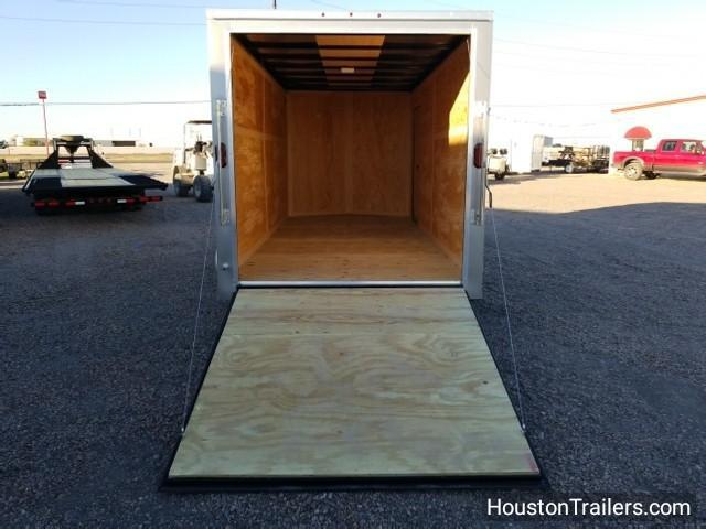 2018 Salvation Trailers 16' x 7' Enclosed Cargo Trailer CT-19