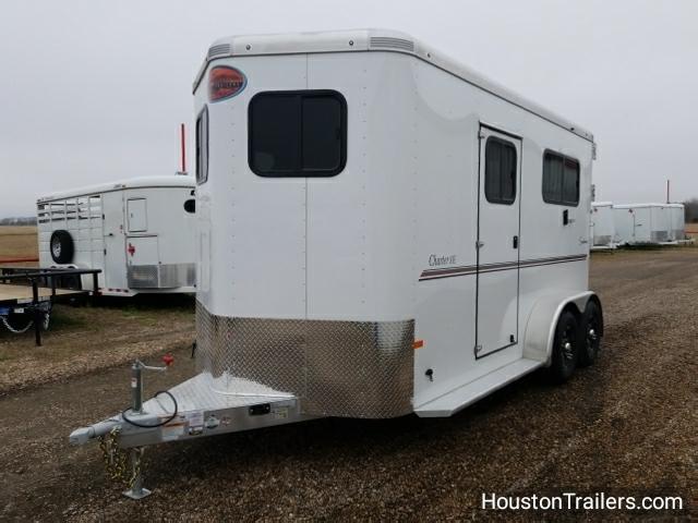 2018 Sundowner Trailers Charter TR SE 2 Horse Trailer SD-74