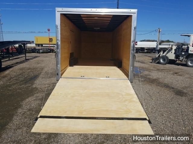 2018 Cargo Mate 24' x 8'5 Enclosed Cargo Trailer FR-47