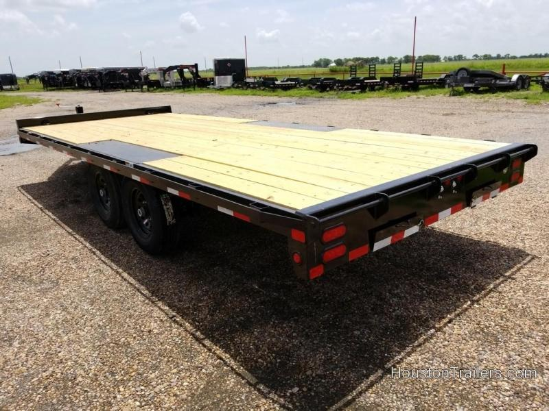 2019 Big Tex Trailers 14OA Deck Over Equipment 20' Trailer BX-151