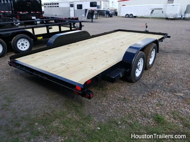 """2018 Big Tex Trailers 60CH 16' X 83"""" Car / Racing Trailer BX-110"""