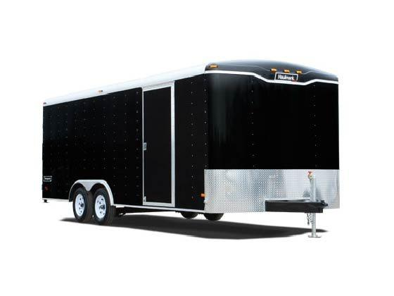 2015 Haulmark Trailers TST85X16WT2 Enclosed Cargo Trailer