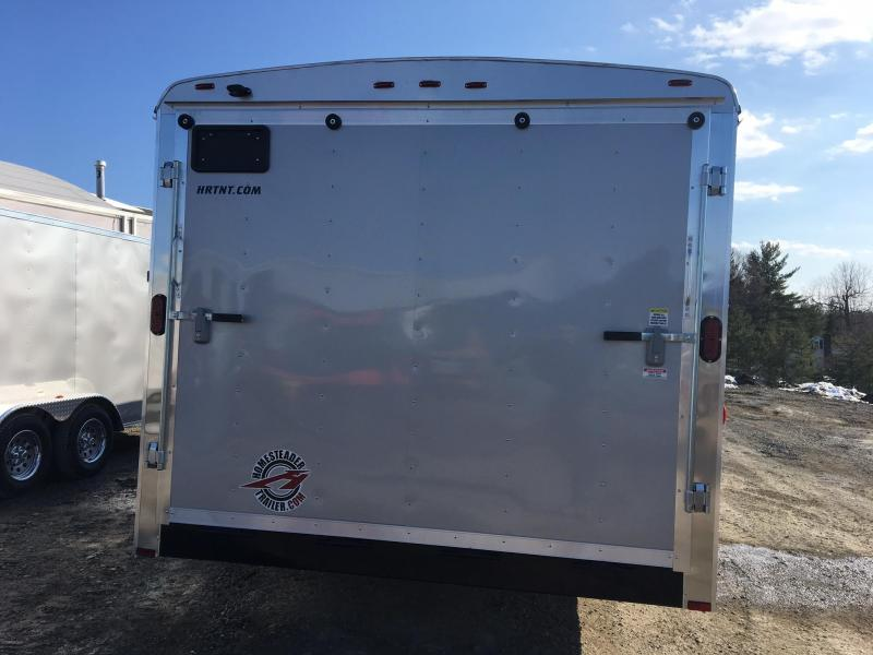 HOMESTEADER 2017 8 x 20' HERCULES ENCLOSED TRAILER
