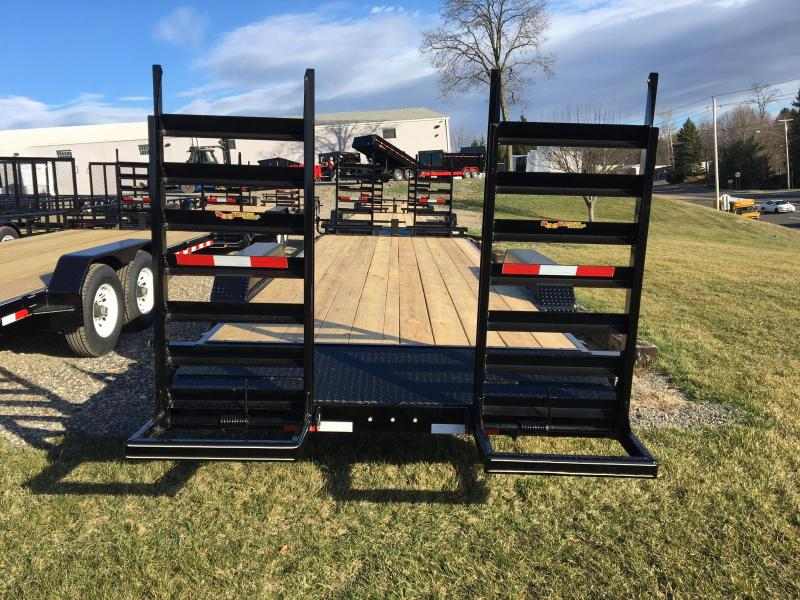 DOOLITTLE 2017 20 FT. UTILITY TRAILER XtremeE