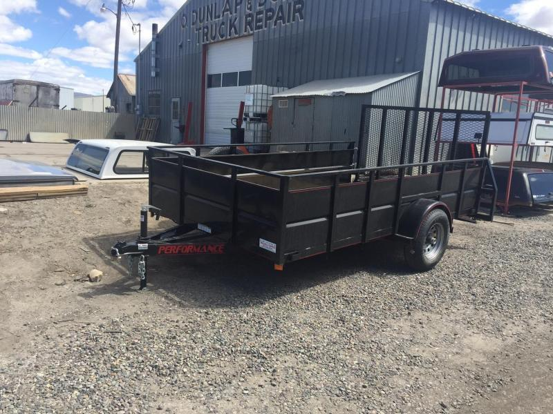 2016 Performance Trailers hs Utility Trailer