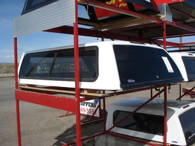 2010 Snug Top Xtra Vision For 07 10 Chevy Double Cab Montrose