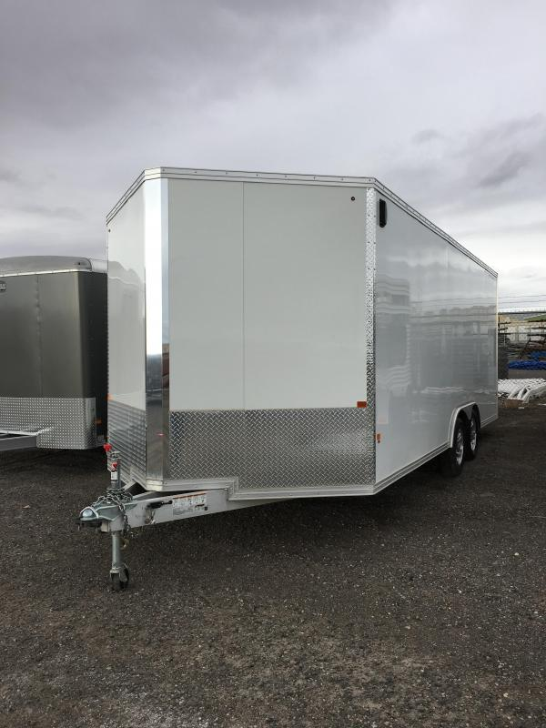 2016 CargoPro Trailers C8x20 Cargo Pro Stealth Cargo / Enclosed Trailer