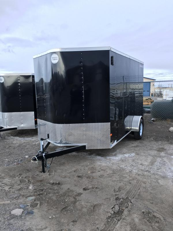 2017 Wells Cargo FT7121 Cargo / Enclosed Trailer