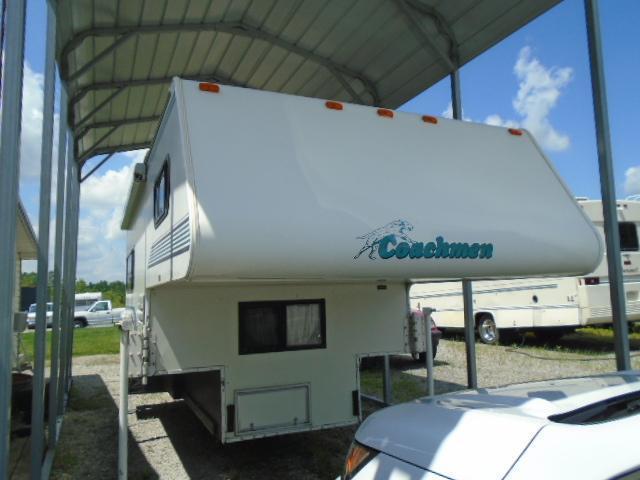 2001 Coachmen COACHMAN Truck Bed Camper