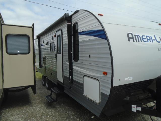 2018 gulfstream ameri lite travel trailer rv and camper for Gulfstream v bedroom