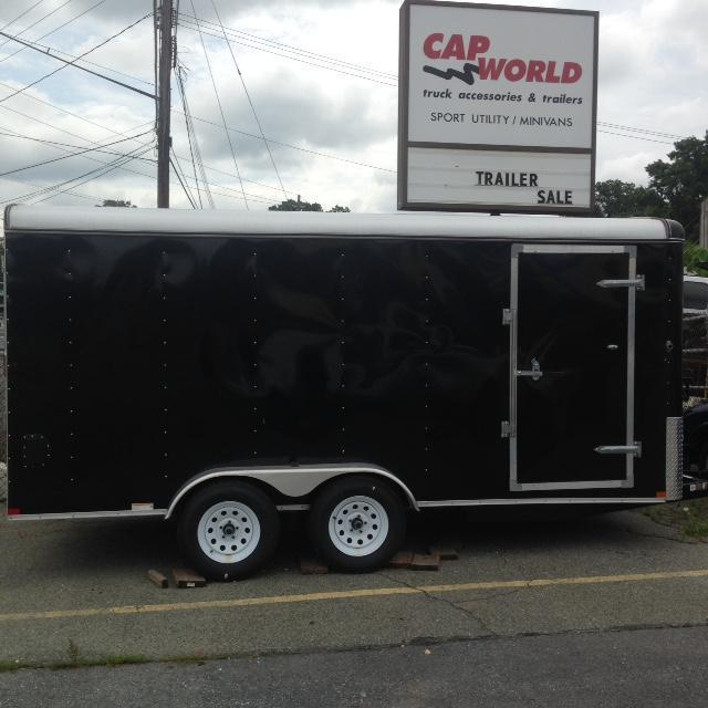 2015 Carry-On 7x12CGR Cargo / Enclosed Trailer