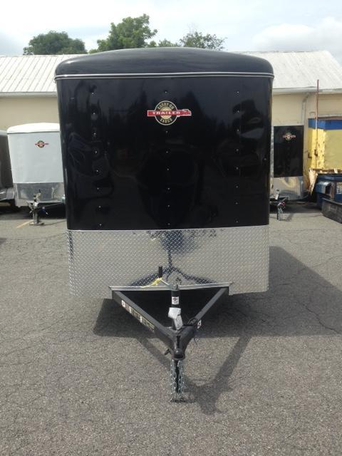 2015 Carry-On 6x10CG-Black Cargo / Enclosed Trailer
