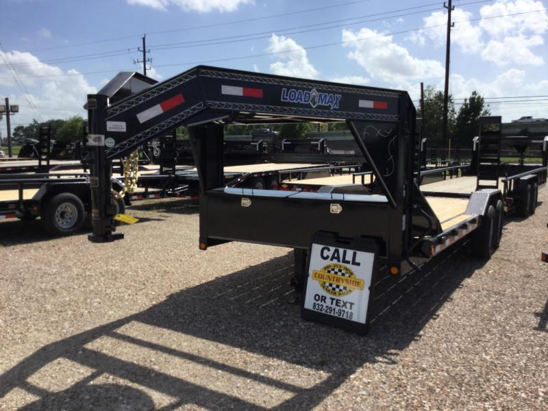 2017 Load Max 20 X 102 GOOSENECK TRAILER Car / Racing Trailer