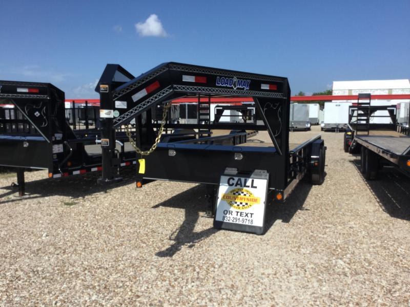 2017 Load Trail 20 X 83 GOOSENECK TRAILER Equipment Trailer