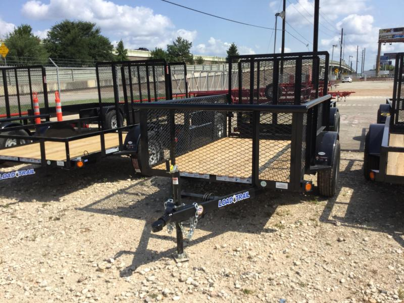 2017 Load Trail 5 X 8 TRAILER SINGLE AXLE UTILITY Utility Trailer