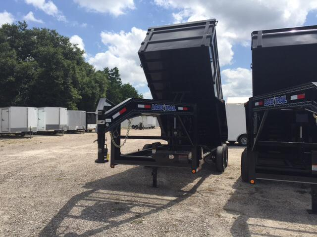 2016 Load Trail 83X16 Dump Trailer