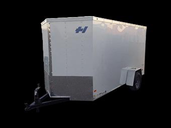 2017 Haulmark TH6X12DS2 Enclosed Cargo Trailer